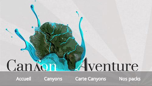 Canyon Aventure - Canyoning à l'Île de La Réunion