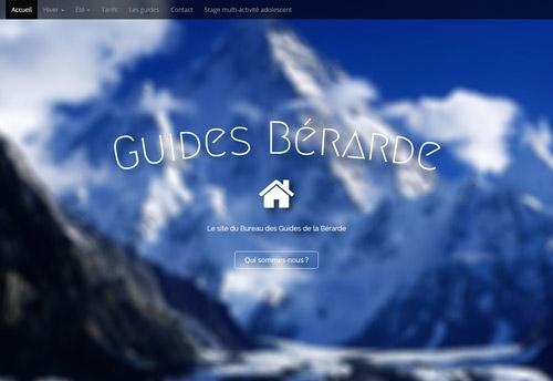 Guides Bérarde - Bureau des Guides de la Bérarde